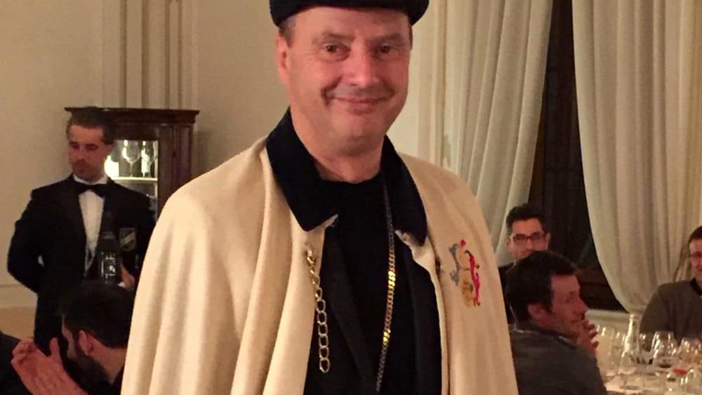 A loris dall acqua il prestigioso titolo di gran maestro della confraternita di valdobbiadene - Gran casa paderno dugnano ...