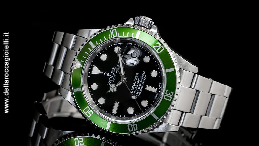 """3a906768c """"Lo scorso maggio la casa d'aste Gardiner Houlgate ha venduto un cospicuo  lotto di orologi, tra i quali un Submariner 5513, ..."""