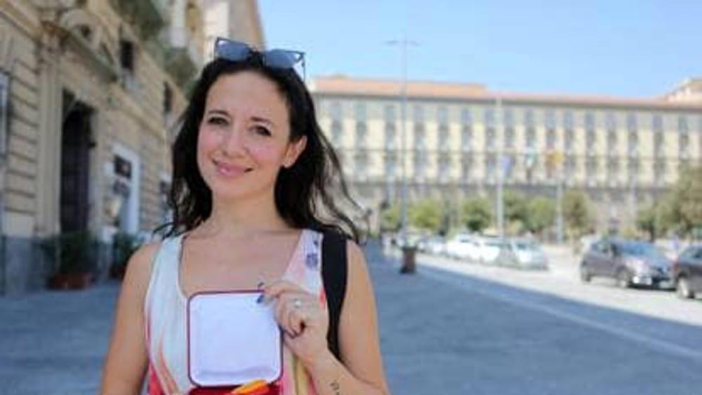 Valeria Genova Torna Nella Sua Treviso E Presenta Il Libro Napoli Amore Mio