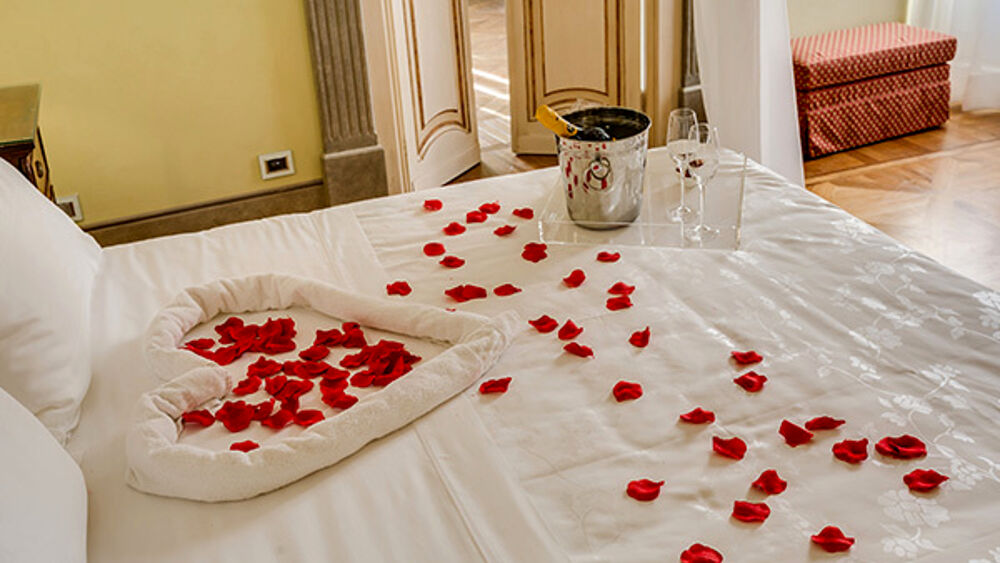 Idee Romantiche Per Arredare La Camera Da Letto A San Valentino