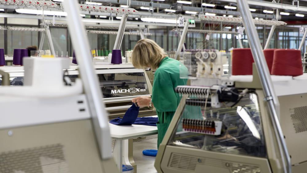 La produzione torna allo stabilimento benetton di for Produzione mobilifici treviso