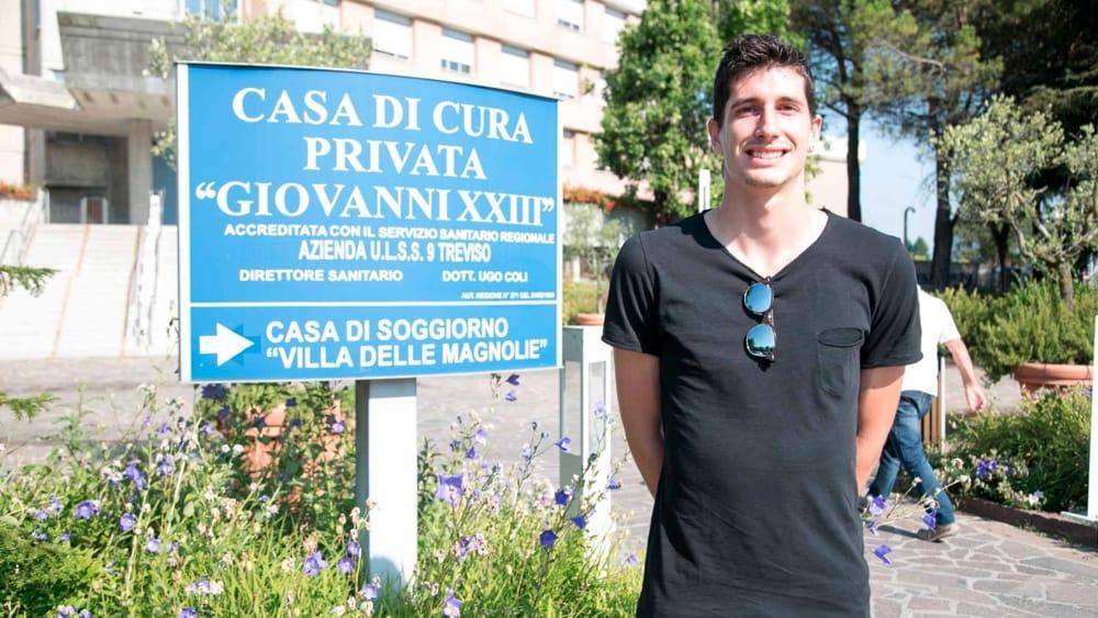 Il venezia calcio arriva alla casa di cura di monastier - Casa di cura paderno dugnano ...