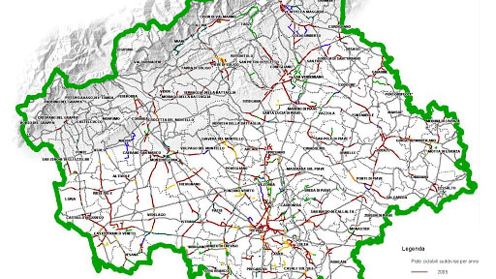 Cartina Dei Comuni Del Veneto.Coronavirus La Mappa Dei Contagi In Tutti I Comuni Della Marca