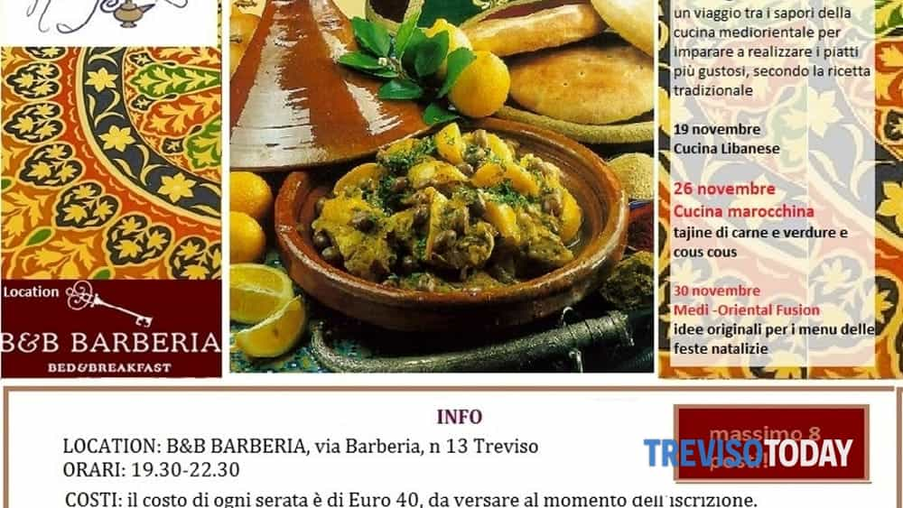 speziando e...dintorni, incontro di cucina marocchina Eventi a Treviso