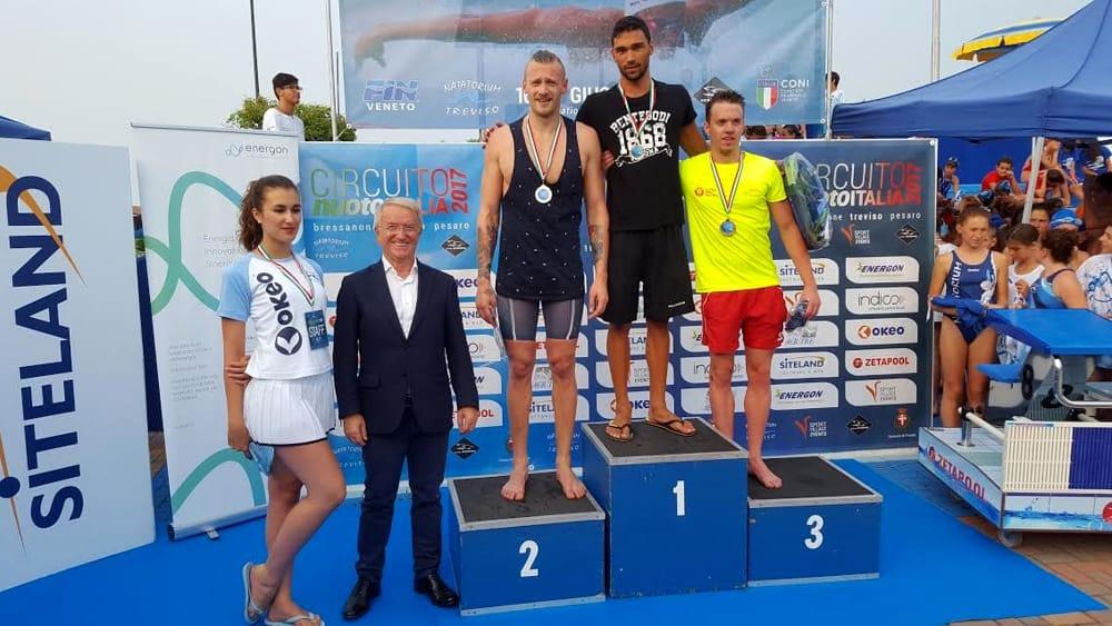 Treviso swim cup la prima giornata si chiude nel segno - Piscina quinto di treviso ...