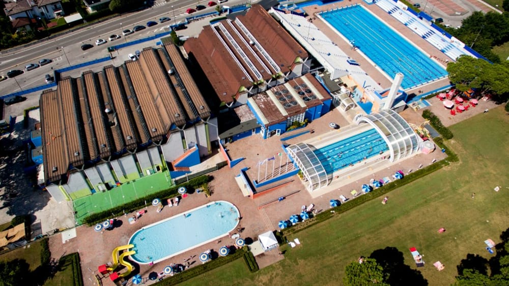 Natatorium treviso 20 anni di piscine comunali a santa bona da zona dimenticata a impianto modello - Piscine santa bona ...